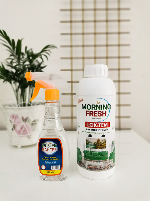 Morning fresh çok amaçlı temizlik