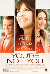 You're Not You Poster