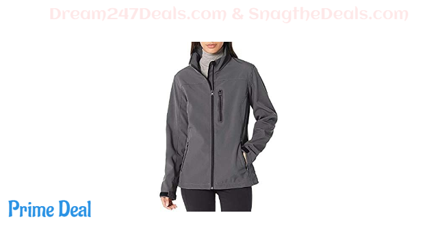 30% OFF  Womens Softshell Jacket with Pockets