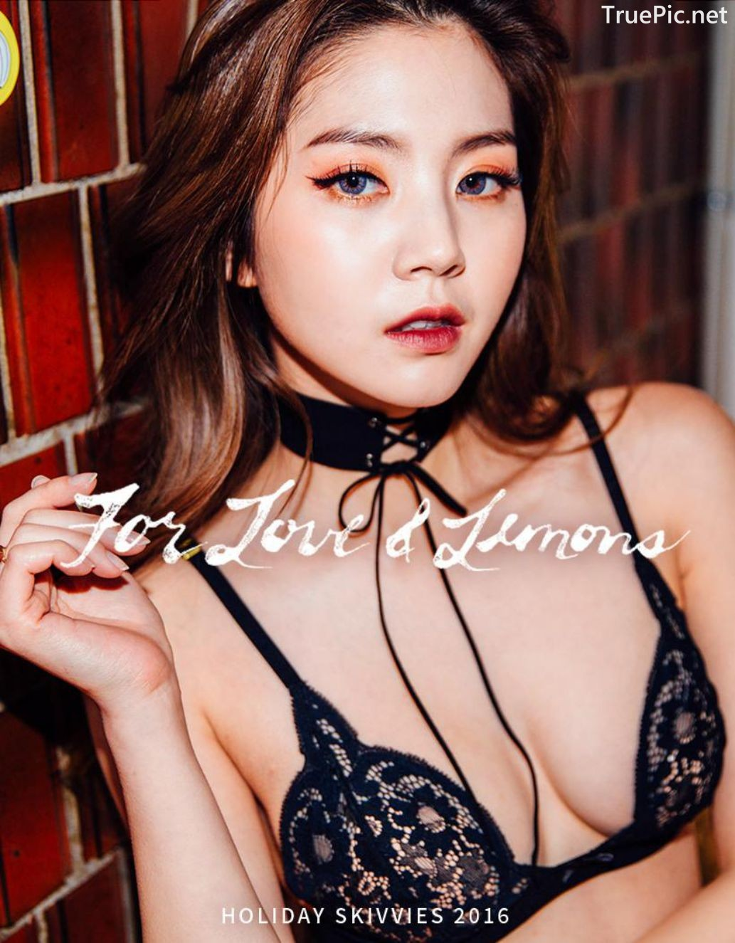 Image-Korean-Fashion-Model–Lee-Chae-Eun–For-Love-and-Lemons-Lingerie-Set-TruePic.net- Picture-1