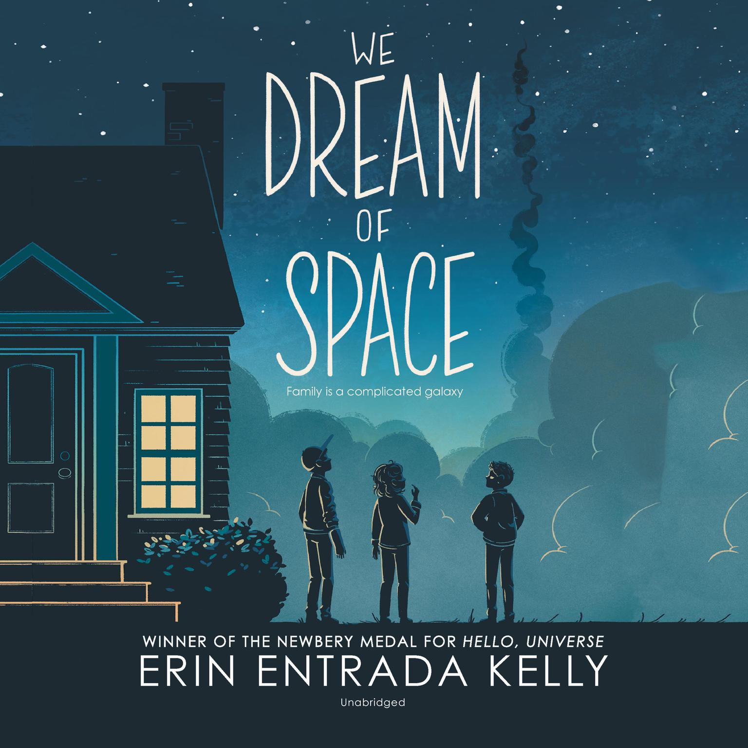 We Dream of Space by Erin Entrada Kelly | Superior Young Adult Fiction | Audiobook Review