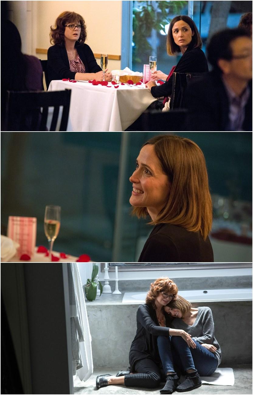 A Intrometida um filme sobre a vida de mães e filhas