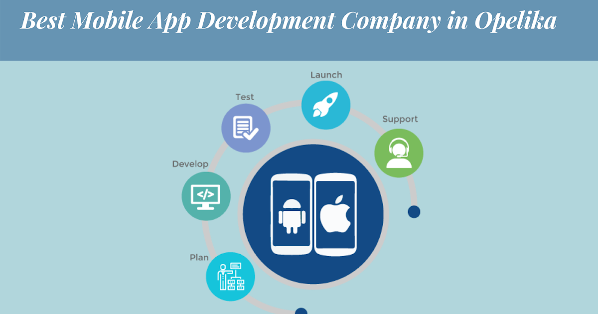 Best Mobile App Development Company in Opelika