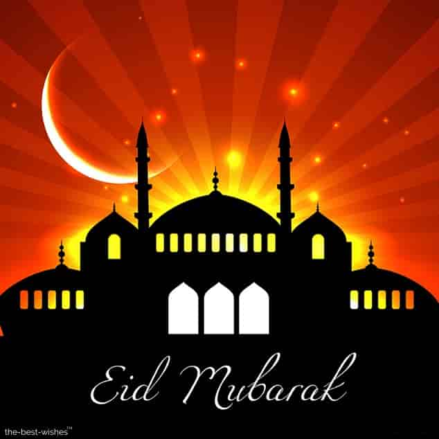 eid wishes for friends