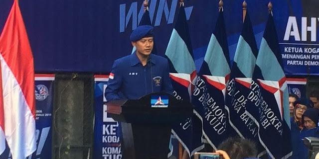 Disinggung Sosok Capres Demokrat, Ini Jawaban Agus Yudhoyono