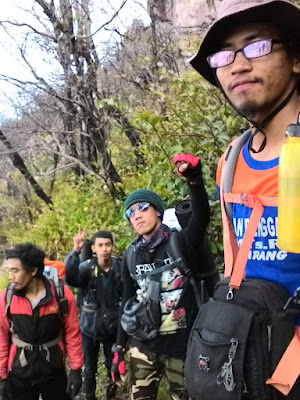 Pendakian Gunung Lawu via Cemoro Sewu Siap Gas lagi.