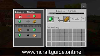Minecraft trading 2
