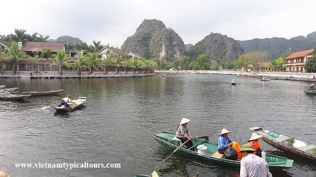 Trang An Scenic Landscape Complex in Ninh Binh 2