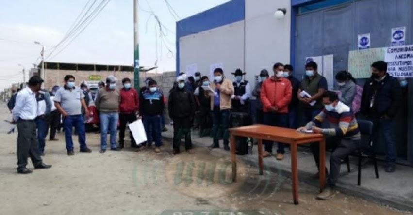 INCREÍBLE: Escolares de Ancomarca en Tacna, utilizan internet de Bolivia para sus clases virtuales