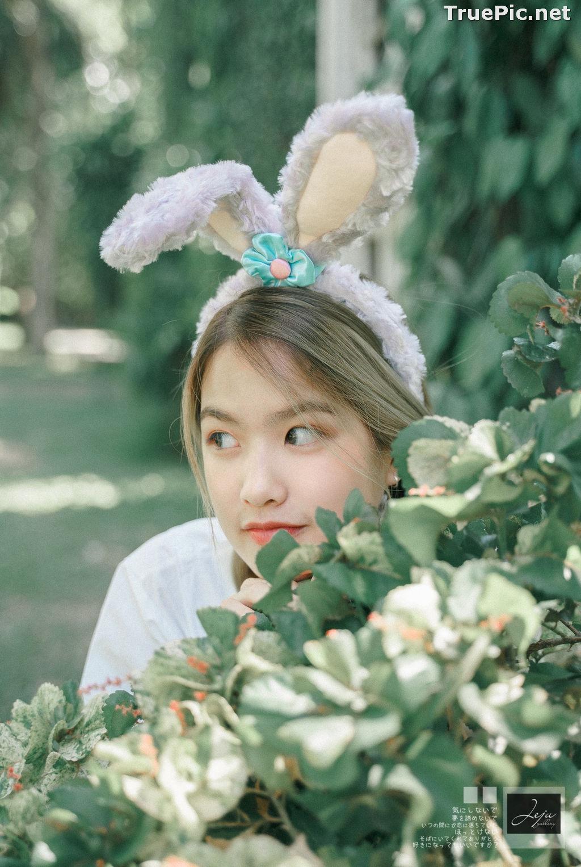 Image Thailand Cute Model - Napat Cdhg - Gam Bunny Girl - TruePic.net - Picture-3