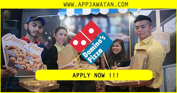Job Domino's Pizza