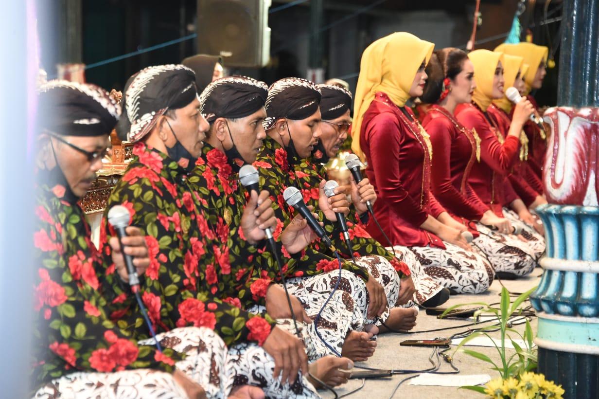 Kasum TNI Menghadiri Festival Karawitan Internasional