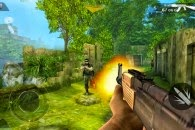 Modern Combat 2 Black Pegasus apk traditional shooting