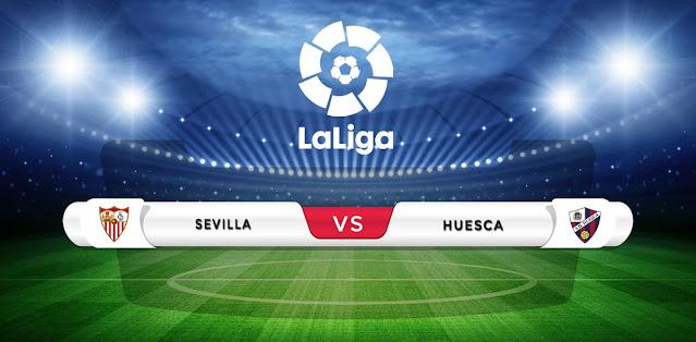 Sevilla vs Huesca Prediction & Match Preview