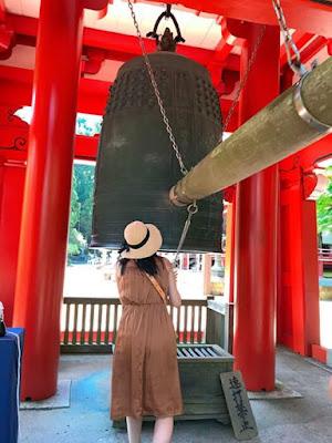比叡山 延暦寺 鐘撞堂