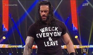 اقوى 10 مصارعين WWE بالترتيب 2021
