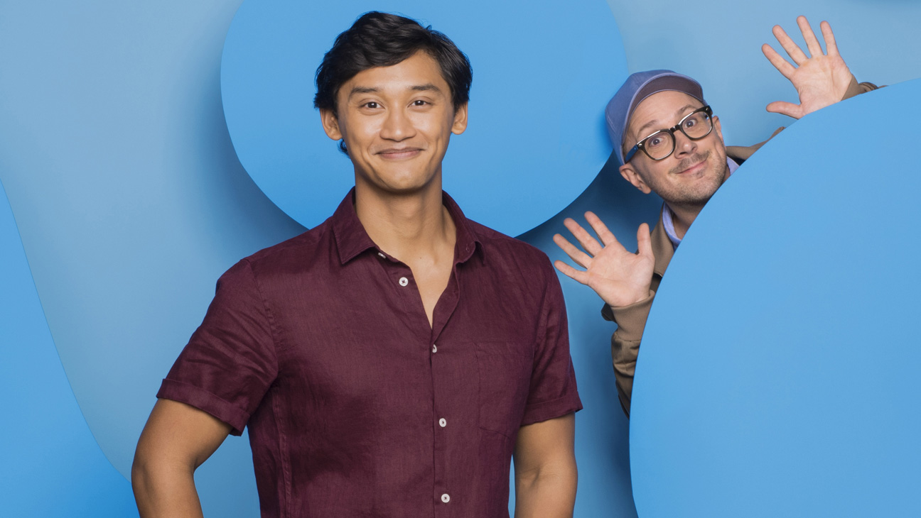 NickALive!: 'Blue's Clues' Reboot Finds New Host in ...