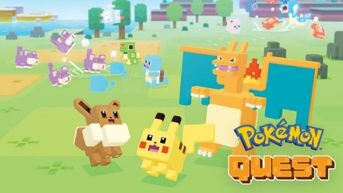 Pokémon Quest – Lista com todas as receitas