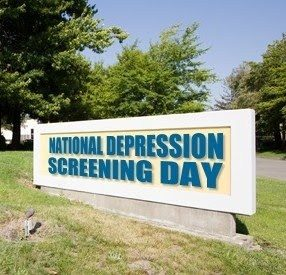 National Depression Screening Day Wishes Photos