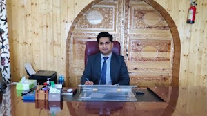 Owais Ahmed IAS is new District Magistrate Bandipora, J&K