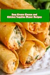 #Easy #Cream #Cheese #and #Chicken #Taquitos #Dinner #Recipes