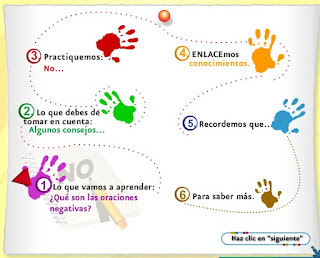CLASES DE ORACIONES PRACTICA 1