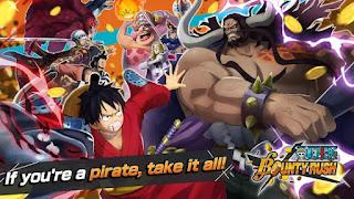 Download One Piece Bounty Rush MOD Apk Latest Version 2021