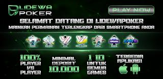 Dominoqq Poker Online Terpercaya