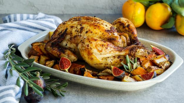 citrus and chicken recipe