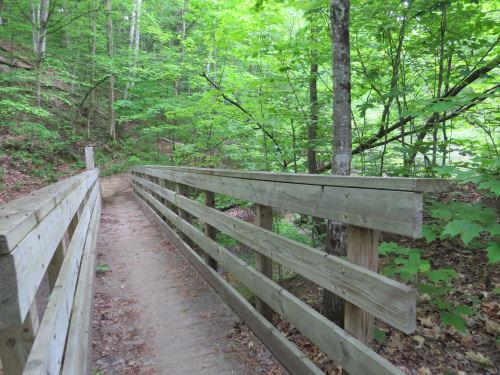 Eddington Creek bridge