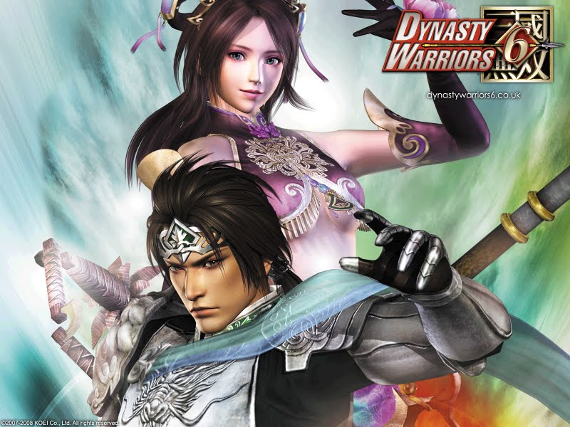 Desktop Wallpapers: Dynasty Warriors 6
