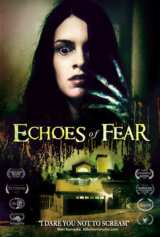 echoes of fear poster