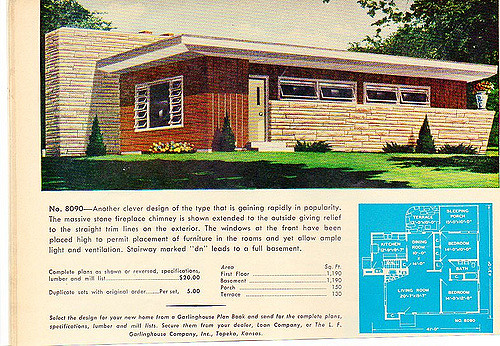 Some like it retro for 60s architecture homes