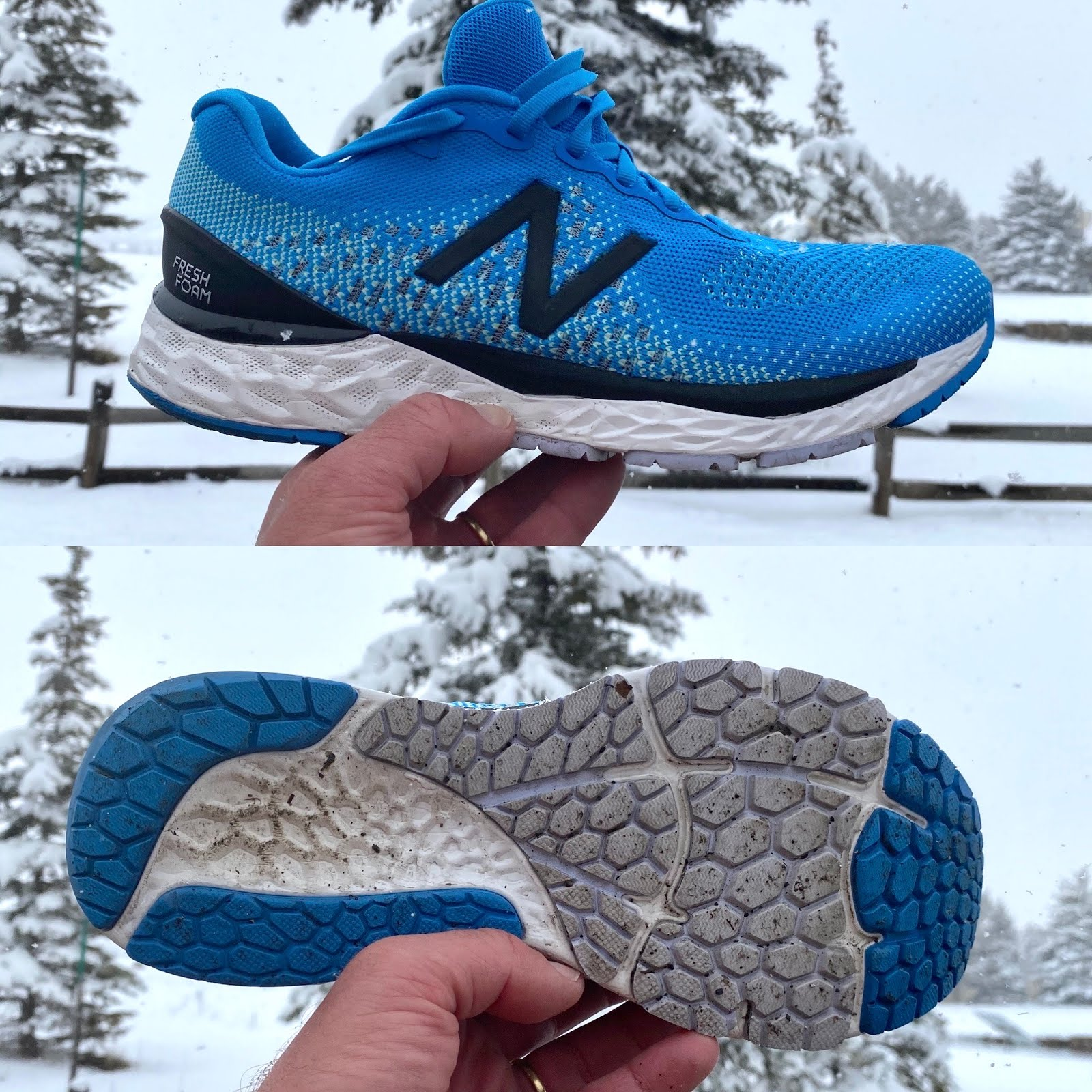 Road Trail Run: New Balance Fresh Foam 880v10 Video Review