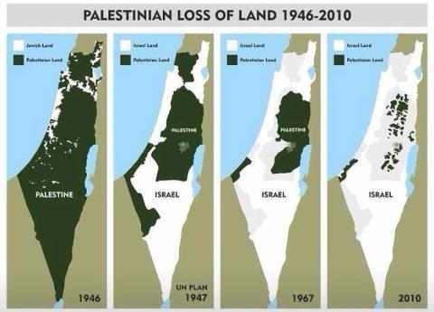 wilayah+palestina+dan+israel
