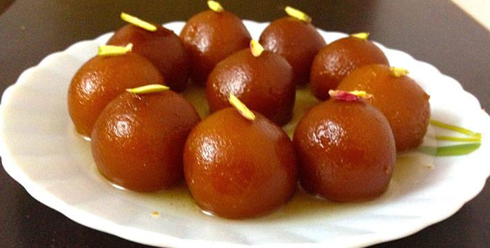 खव्याचे गुलाबजाम - पाककला | Khavyache Gulabjaam - Recipe