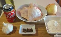 Pollo a la Cocacola. Receta fácil y sin horno.