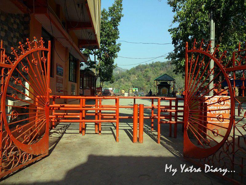 Garjiya Devi Shakti Temple entrance Uttarakhand