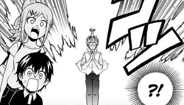 moriking daftar manga shonen jump 2020