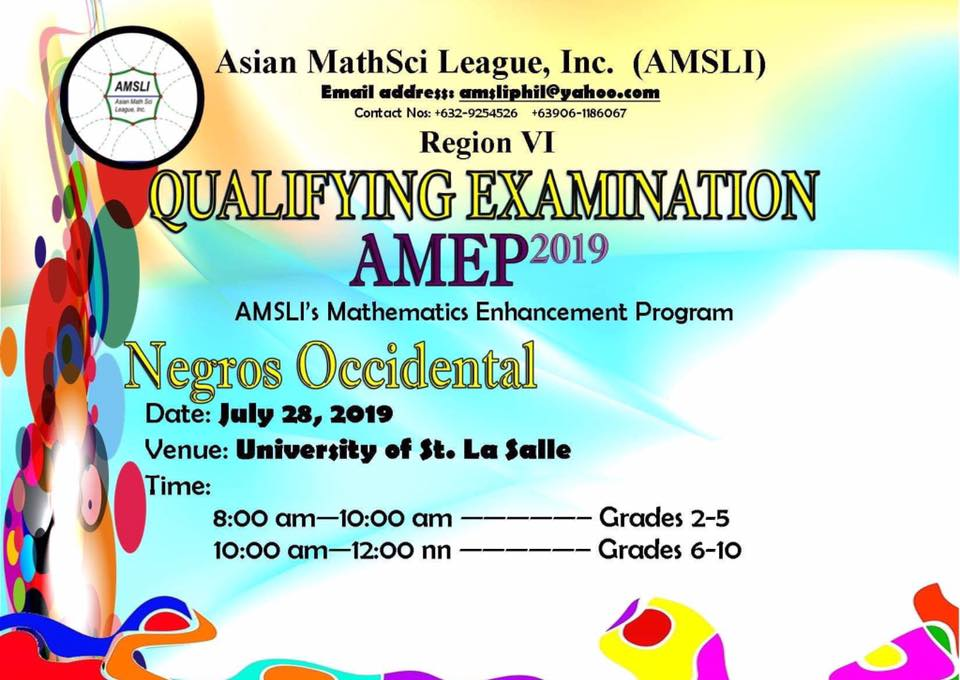 2018 SIMOC Press Release | AMSLI Philippines