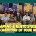"JUAN GAPANG and KENYO STREET FAM are the First ""YOUR MOMENT"" Grand Champions"