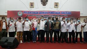 Dihadiri Wakil Walikota Medan, Ketua DPD APPSINDO Medan 'Masrizal Manday' Sah  Dilantik