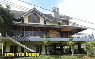 Villa onavit di lembang bandung