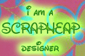I am a scrapheap designer.
