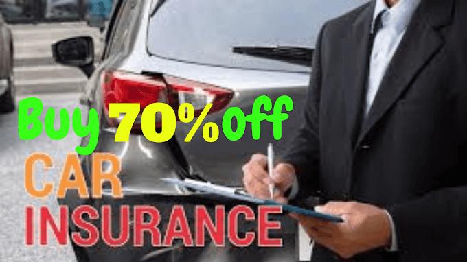 Insurance Car ,Get 70% off || bhaikiearningtricks