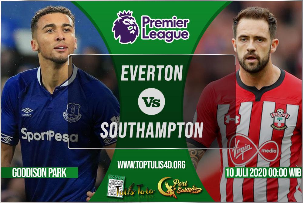 Prediksi Everton vs Southampton 10 Juli 2020