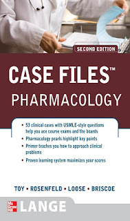 Case Files Pharmacology 2nd Edition