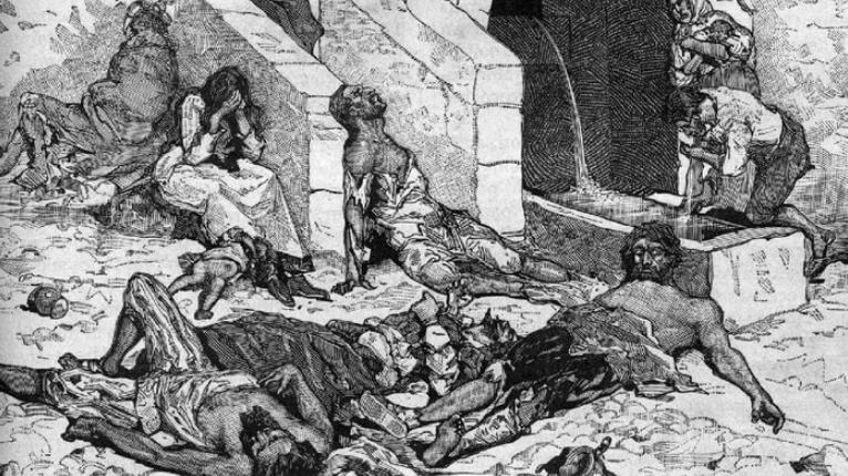 Wabah Terparah Sepanjang Sejarah Umat Manusia, Korban Jutaan Manusia