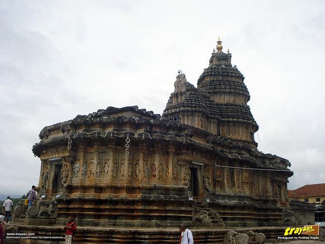 Sringeri, in Karnataka