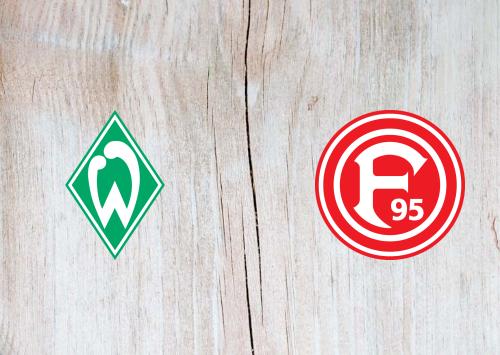 Werder Bremen vs Fortuna Düsseldorf -Highlights 17 August 2019